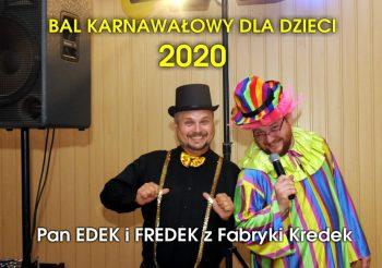 Bal Karnawałowy Dla Dzieci 2020 – Zabawa z Clownami